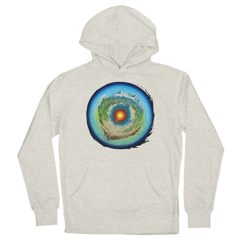 Element Men's Pullover Hoody by evans's Artist Shop