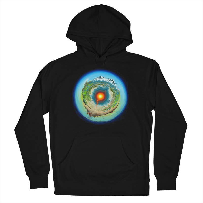 Element Men's Pullover Hoody by evans's Artist Shop