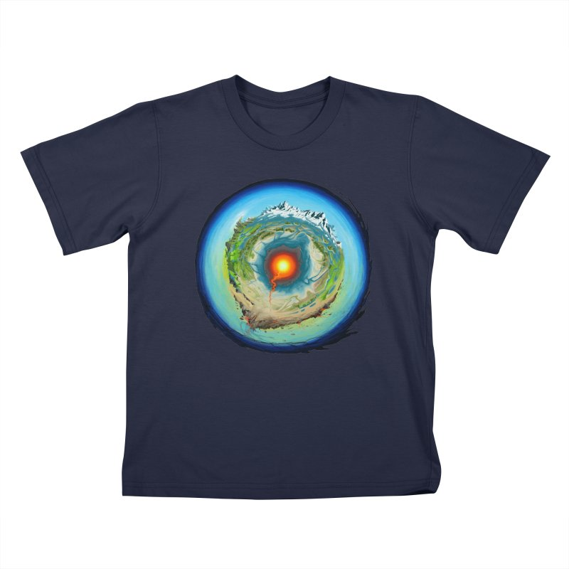 Element Kids T-Shirt by evans's Artist Shop