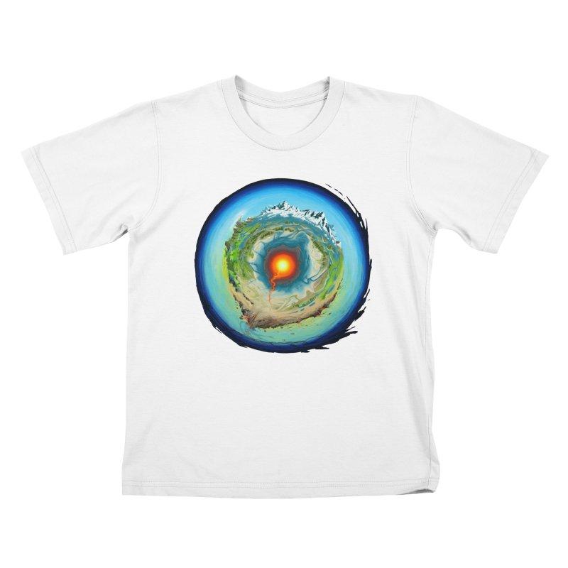 Element Kids T-shirt by evans's Artist Shop