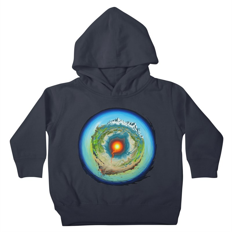 Element Kids Toddler Pullover Hoody by evans's Artist Shop