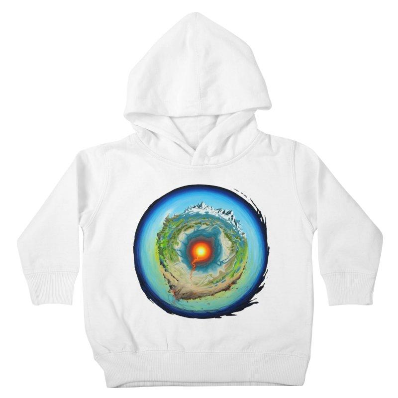 Element Kids Toddler Pullover Hoody by evans's Artist Shop