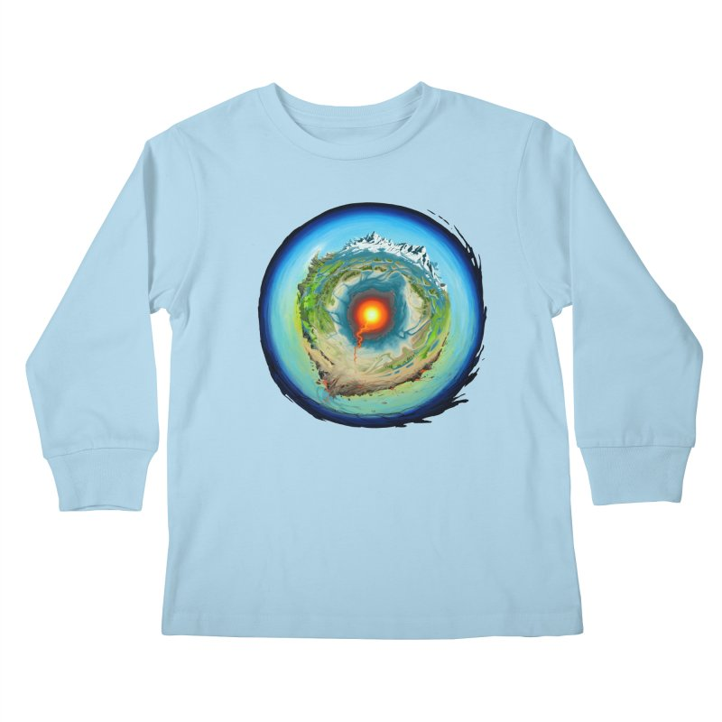 Element Kids Longsleeve T-Shirt by evans's Artist Shop