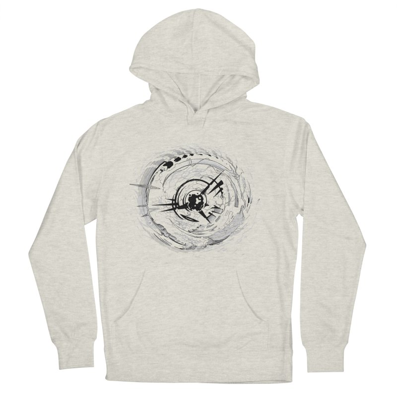 Impact Women's Pullover Hoody by evans's Artist Shop