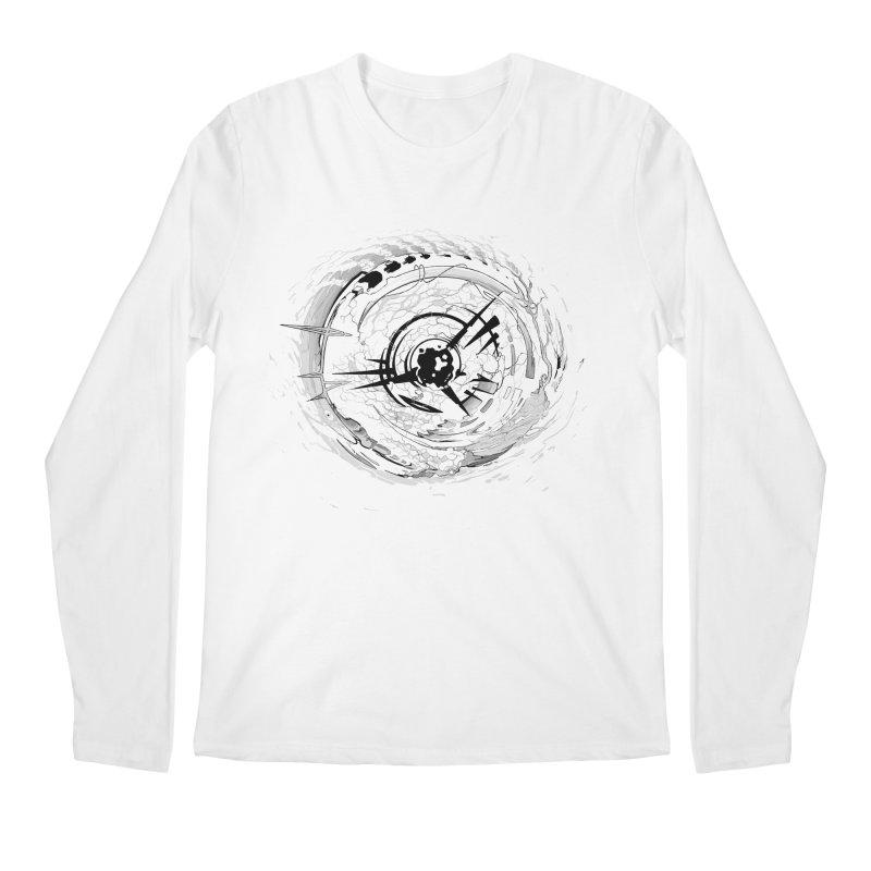 Impact Men's Longsleeve T-Shirt by evans's Artist Shop
