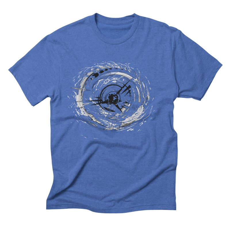 Impact Men's Triblend T-shirt by evans's Artist Shop