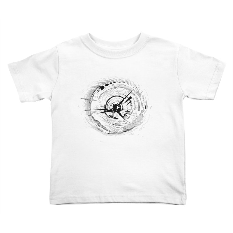 Impact Kids Toddler T-Shirt by evans's Artist Shop