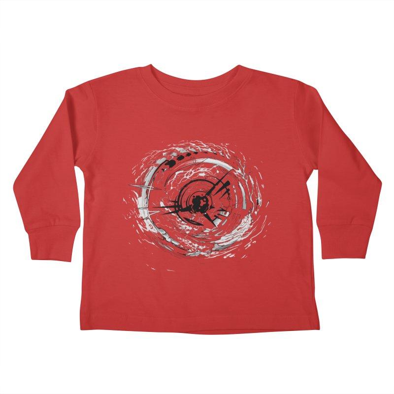 Impact Kids Toddler Longsleeve T-Shirt by evans's Artist Shop