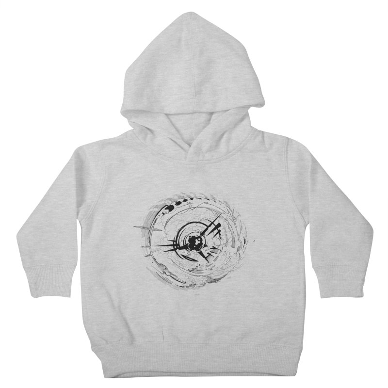 Impact Kids Toddler Pullover Hoody by evans's Artist Shop