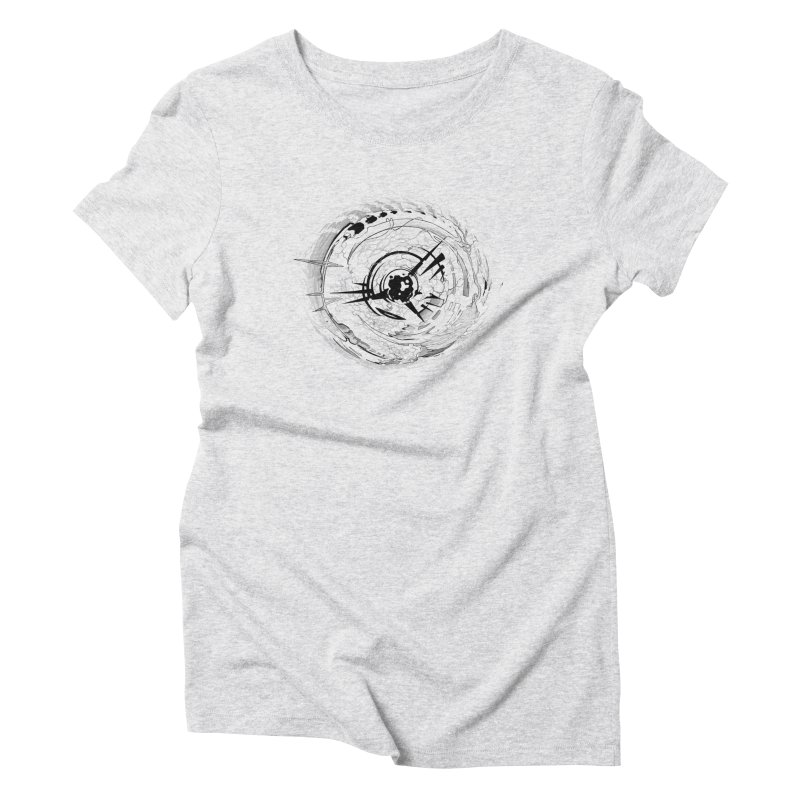Impact Women's Triblend T-Shirt by evans's Artist Shop