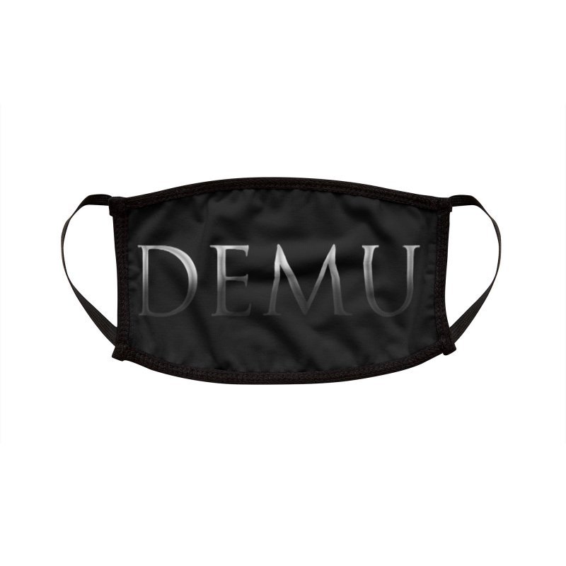 Demu Accessories Face Mask by Everlasting Victory's Shop