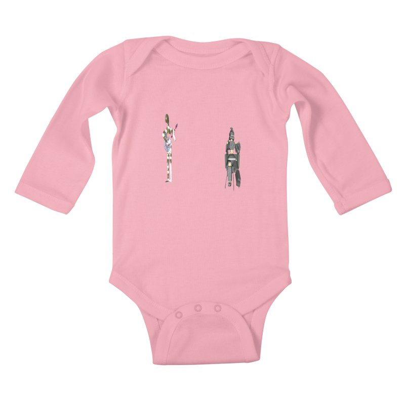 2020 farewell Kids Baby Longsleeve Bodysuit by Everlasting Victory's Shop