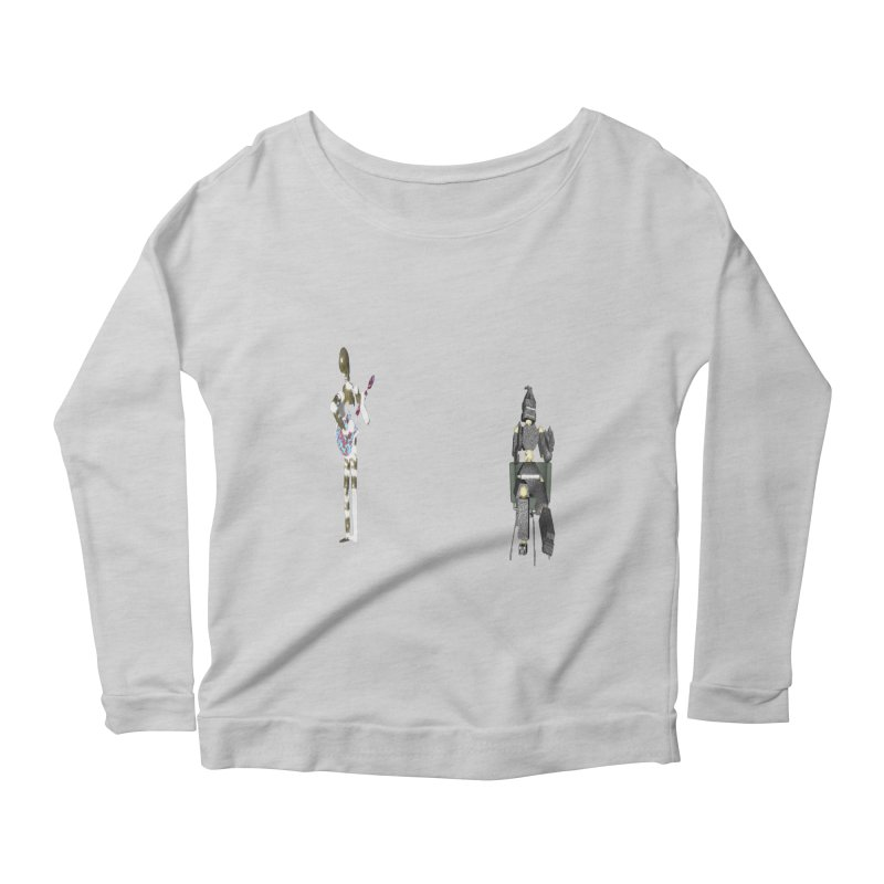 2020 farewell Women's Scoop Neck Longsleeve T-Shirt by Everlasting Victory's Shop