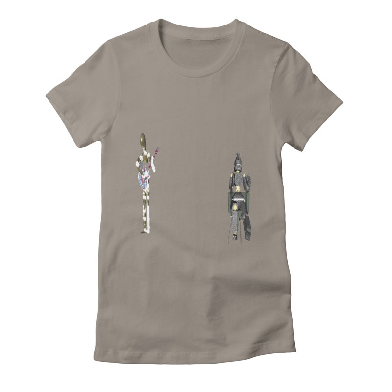 2020 farewell Women's Fitted T-Shirt by Everlasting Victory's Shop
