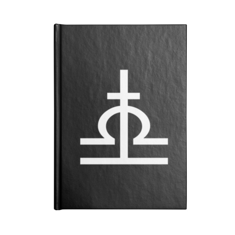 Light/Dark Accessories Blank Journal Notebook by Everlasting Victory's Shop