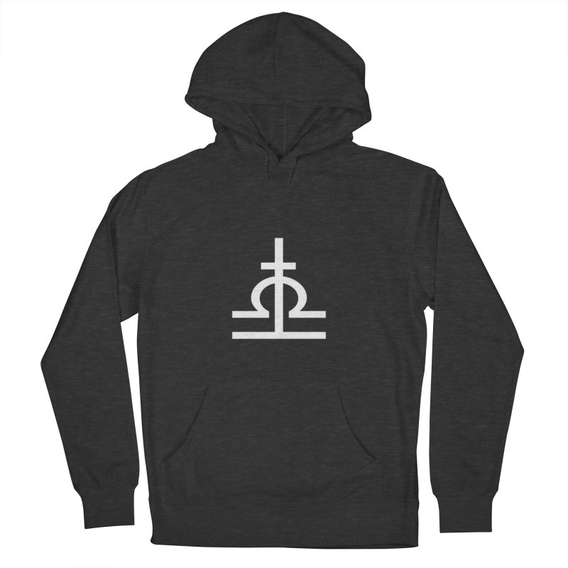 Light/Dark Women's French Terry Pullover Hoody by Everlasting Victory's Shop