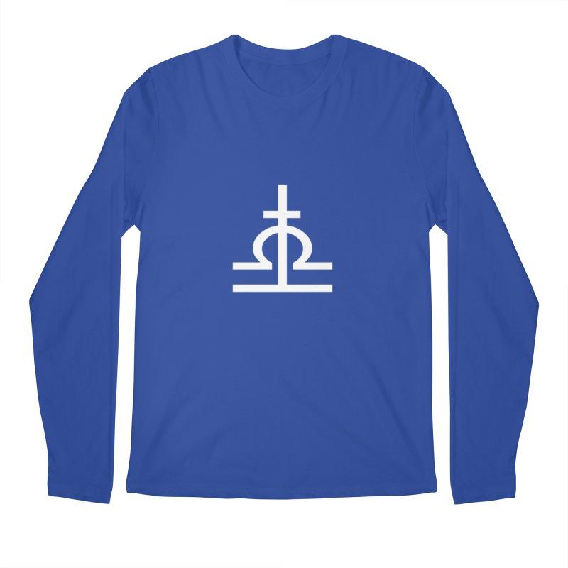 Light/Dark Men's Regular Longsleeve T-Shirt by Everlasting Victory's Shop