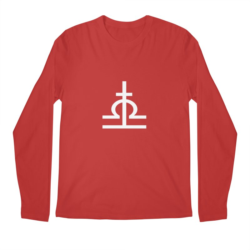 Light/Dark Men's Regular Longsleeve T-Shirt by Everlasting Victory's Shop