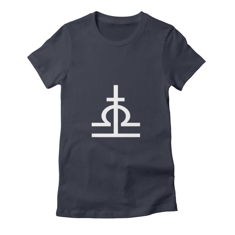 Light/Dark Women's T-Shirt by Everlasting Victory's Shop