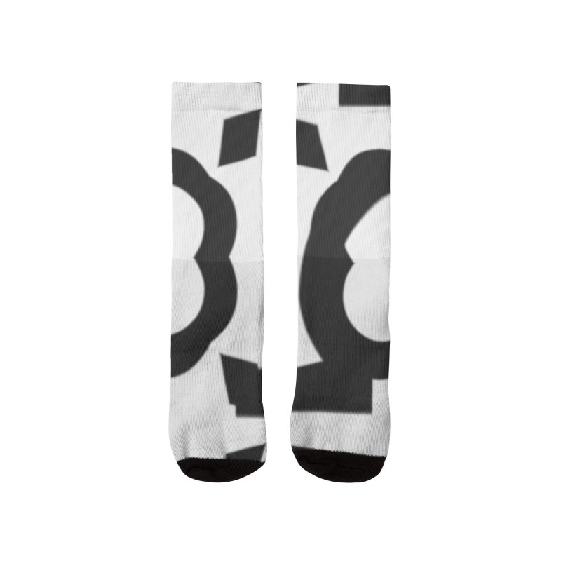 Light/Dark Women's Socks by Everlasting Victory's Shop