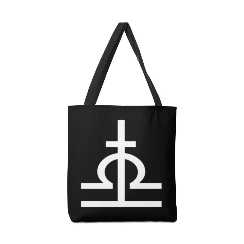 Light/Dark Accessories Tote Bag Bag by Everlasting Victory's Shop