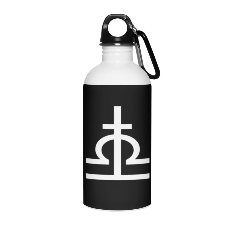 Light/Dark Accessories Water Bottle by Everlasting Victory's Shop