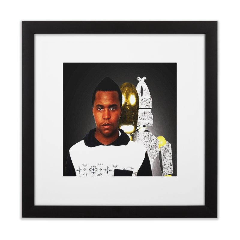 The Warriorz Home Framed Fine Art Print by Everlasting Victory's Shop
