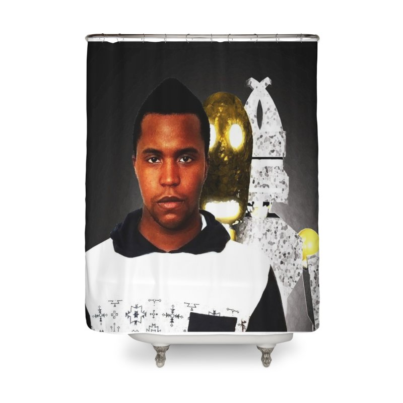 The Warriorz Home Shower Curtain by Everlasting Victory's Shop