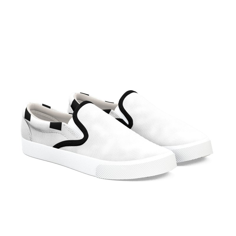 Light/Dark Deluxe Women's Slip-On Shoes by Everlasting Victory's Shop