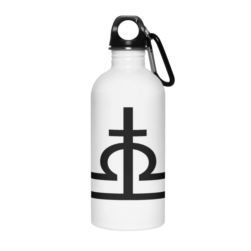 Light/Dark Deluxe Accessories Water Bottle by Everlasting Victory's Shop