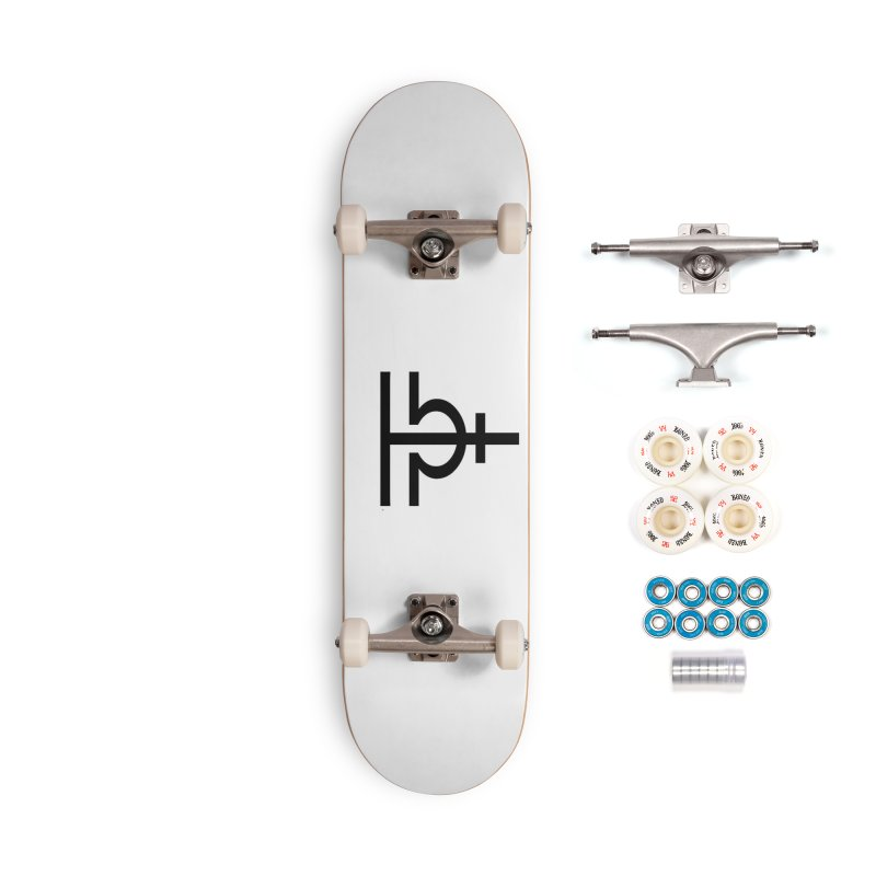 Light/Dark Deluxe Accessories Complete - Premium Skateboard by Everlasting Victory's Shop