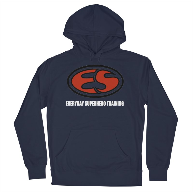 Everyday Superhero Training Men's Pullover Hoody by Everyday Superhero Training Gear