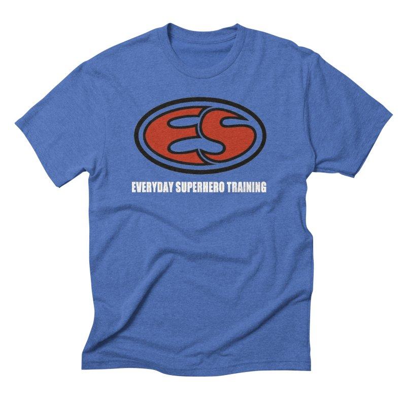 Everyday Superhero Training Men's T-Shirt by Everyday Superhero Training Gear