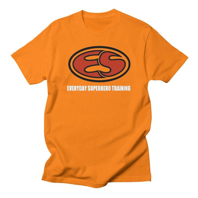 Everyday Superhero Training Men's Regular T-Shirt by Everyday Superhero Training Gear