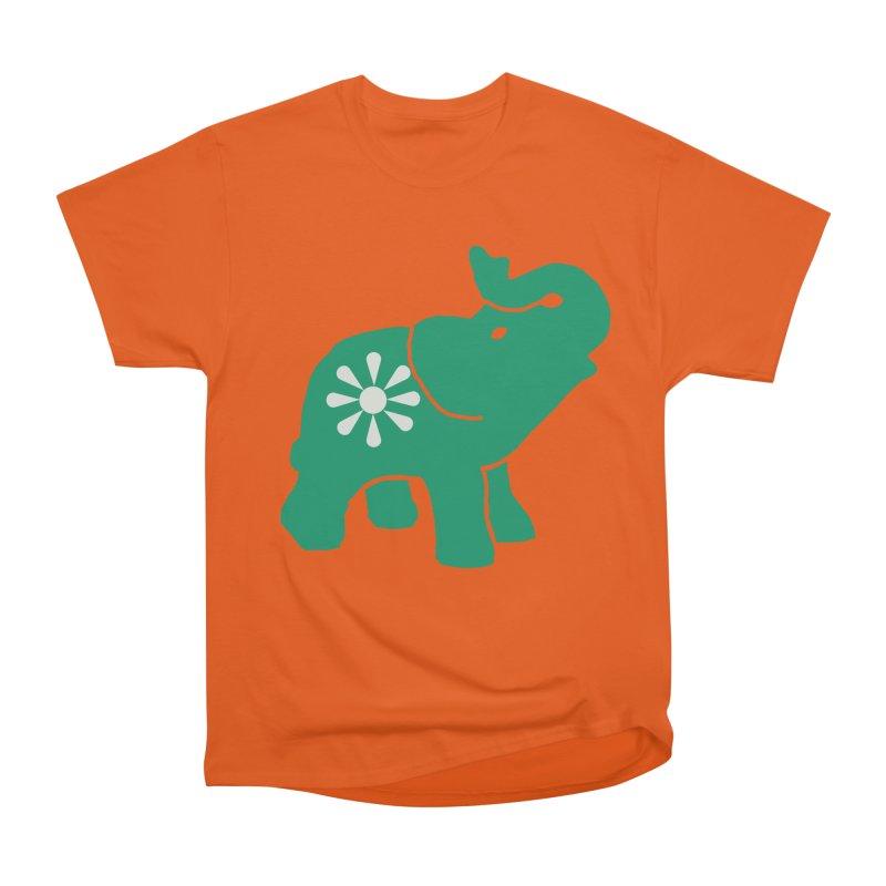 Green Elephant Women's T-Shirt by Everyone's Autonomous' Artist Shop
