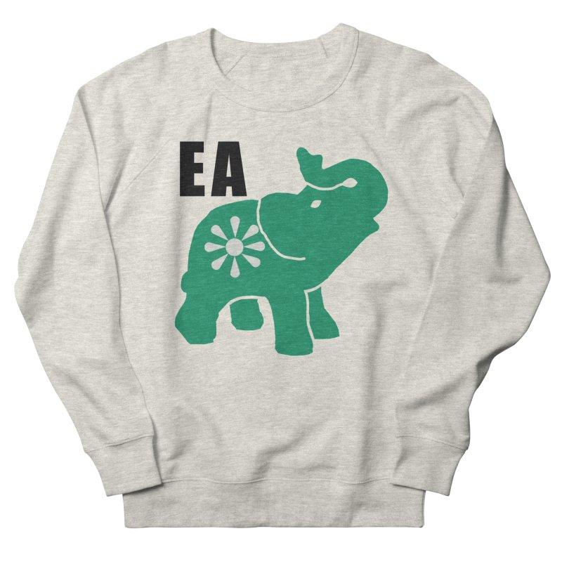 Elephant w EA Women's Sweatshirt by Everyone's Autonomous' Artist Shop
