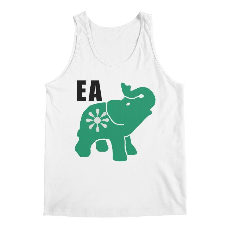 Elephant w EA Men's Regular Tank by everyonesautonomous's Artist Shop