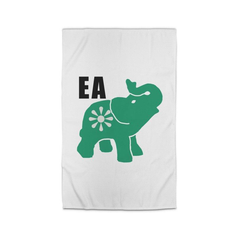 Elephant w EA Home Rug by everyonesautonomous's Artist Shop