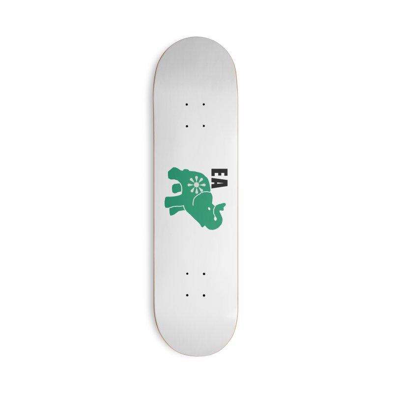Elephant w EA Accessories Skateboard by Everyone's Autonomous' Artist Shop