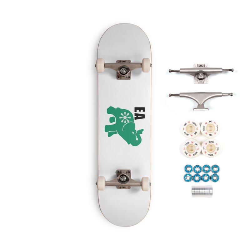 Elephant w EA Accessories Complete - Premium Skateboard by everyonesautonomous's Artist Shop
