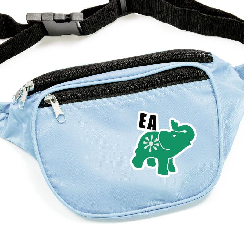 Elephant w EA Accessories Sticker by Everyone's Autonomous' Artist Shop