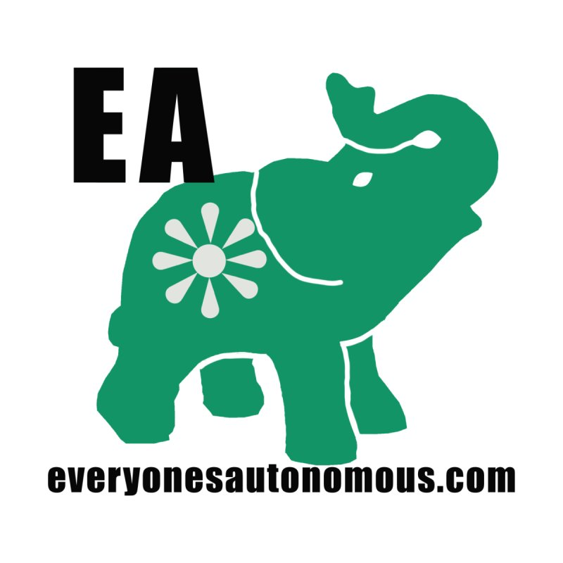 Elephant EA www Women's Scoop Neck by everyonesautonomous's Artist Shop