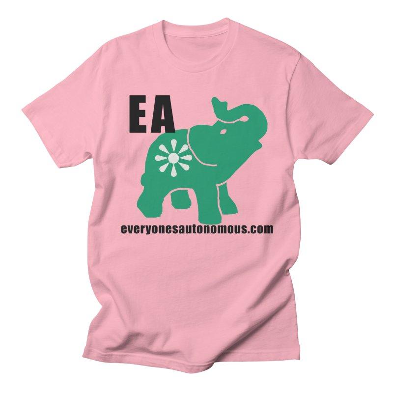 Elephant EA www Women's Regular Unisex T-Shirt by everyonesautonomous's Artist Shop
