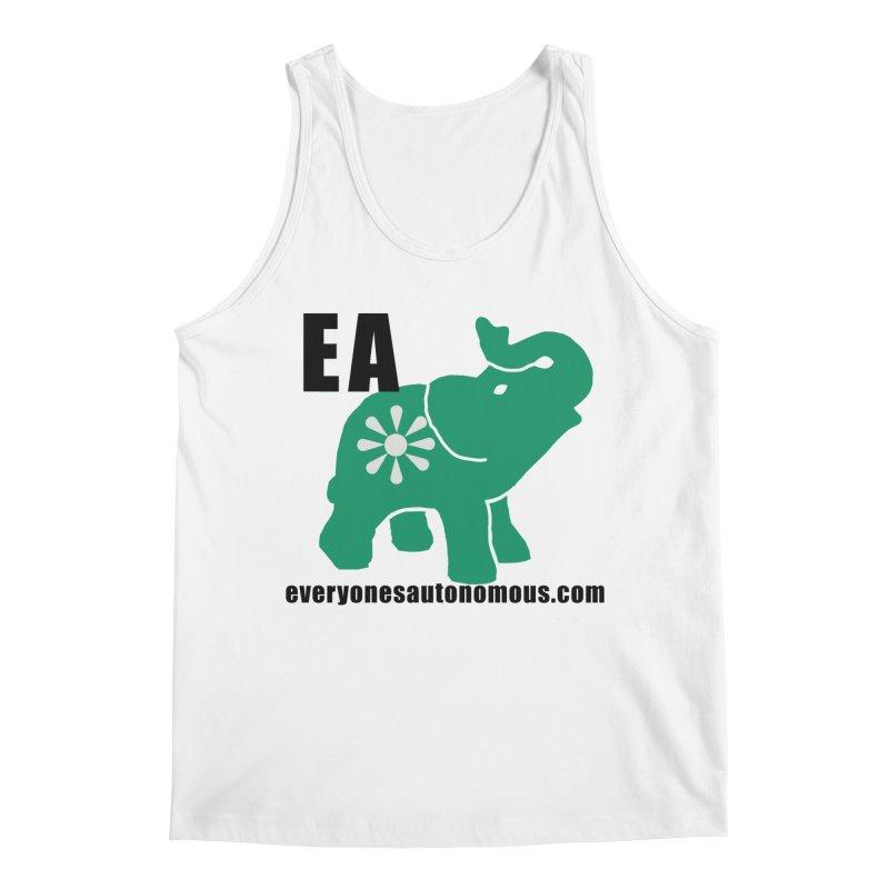Elephant EA www Men's Tank by everyonesautonomous's Artist Shop