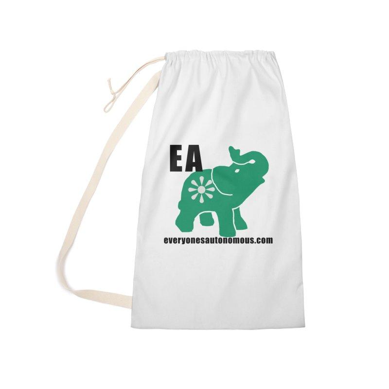 Elephant EA www Accessories Bag by Everyone's Autonomous' Artist Shop