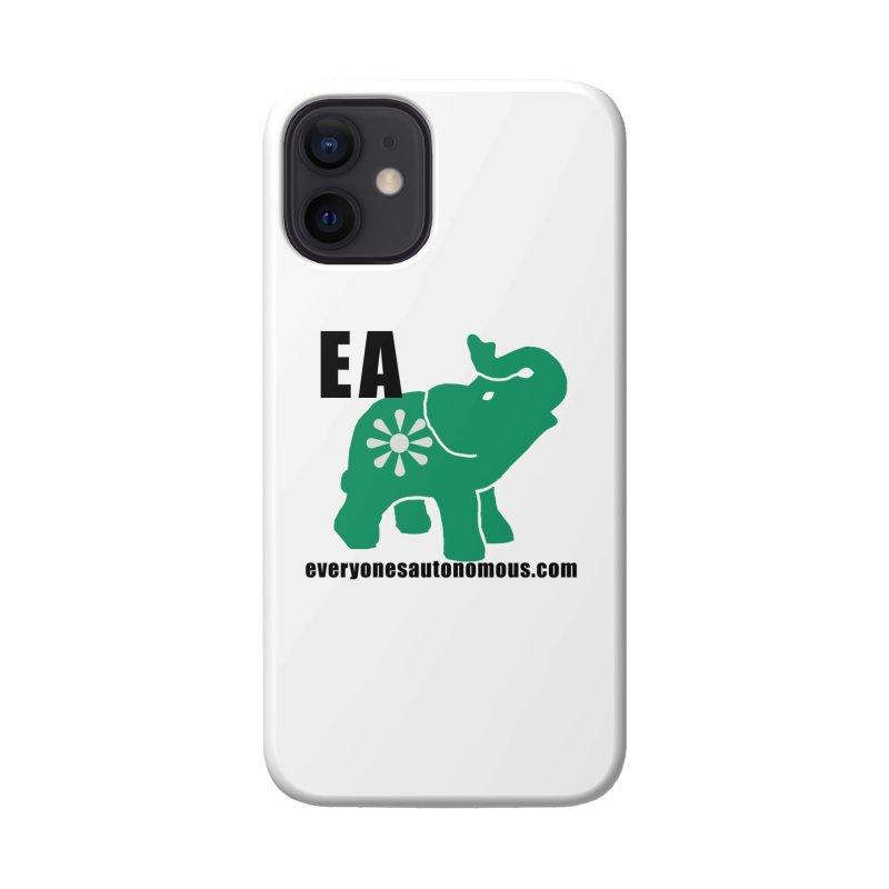 Elephant EA www Accessories Phone Case by Everyone's Autonomous' Artist Shop