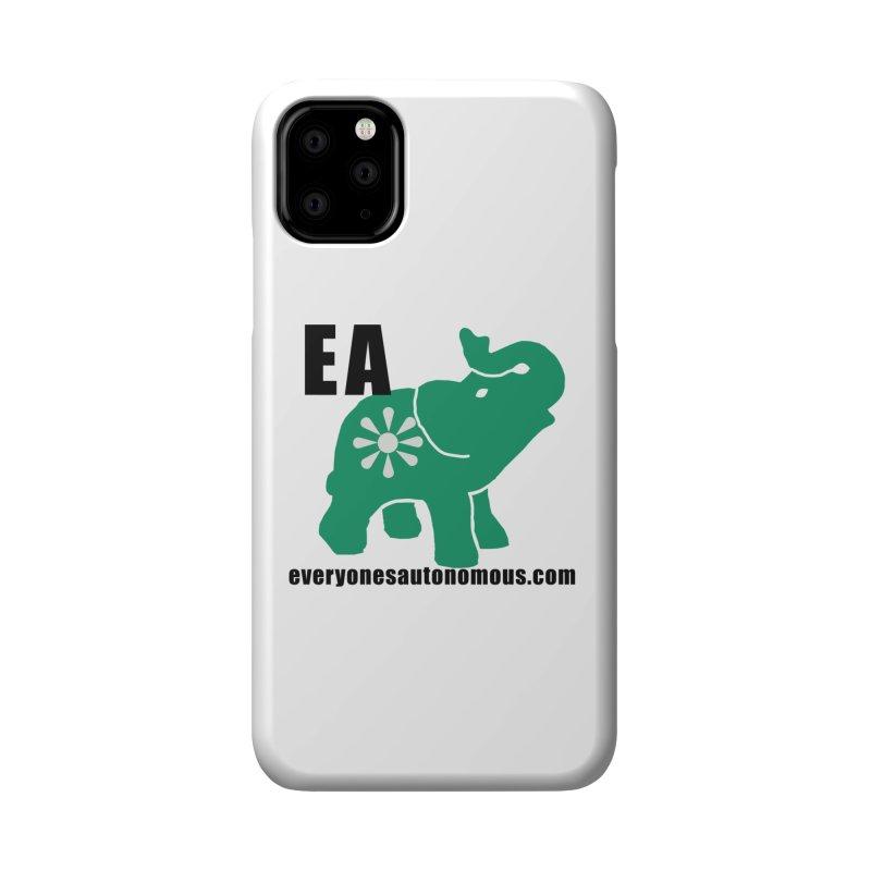 Elephant EA www Accessories Phone Case by everyonesautonomous's Artist Shop