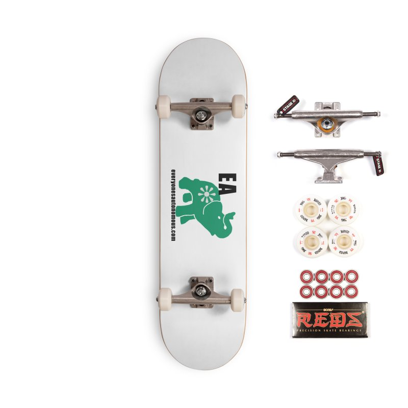 Elephant EA www Accessories Complete - Pro Skateboard by everyonesautonomous's Artist Shop