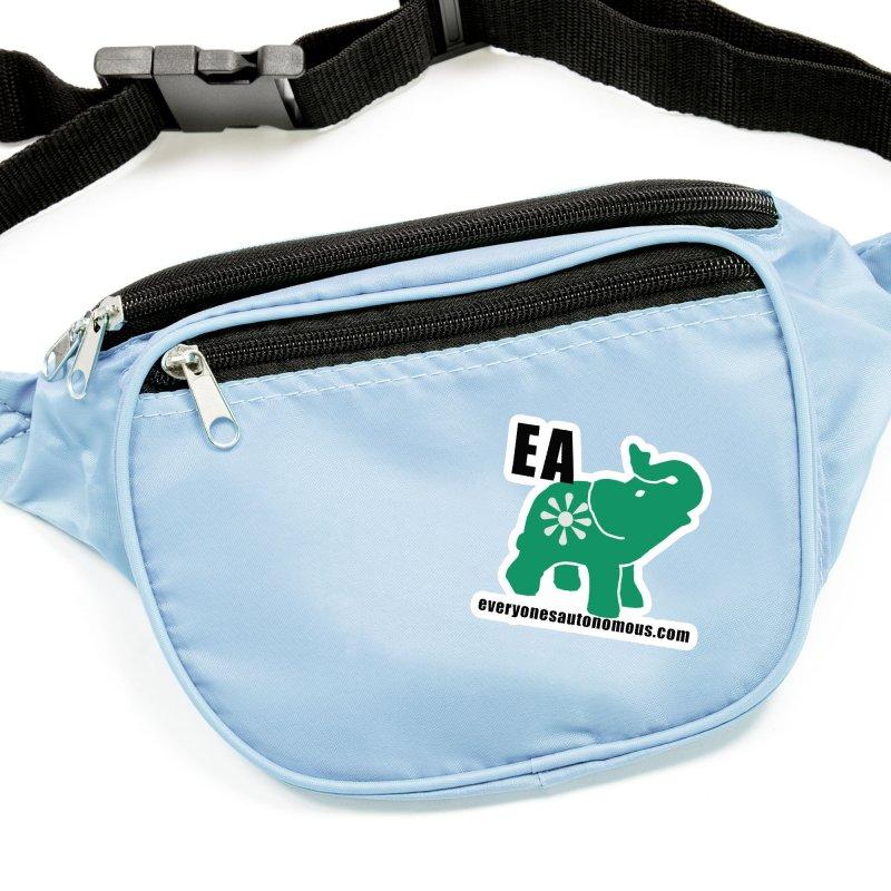 Elephant EA www Accessories Sticker by Everyone's Autonomous' Artist Shop