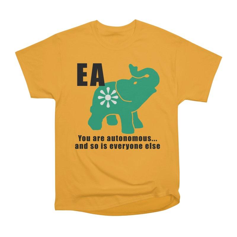You Are Autonomous Men's T-Shirt by Everyone's Autonomous' Artist Shop